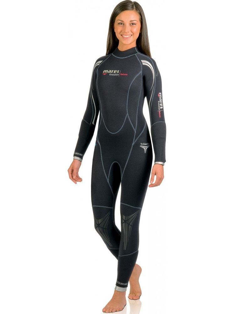 Wetsuit Mares EVOLUSION DELUXE 5 + 5 mm Mares Diving suits for ... eb1e9577a
