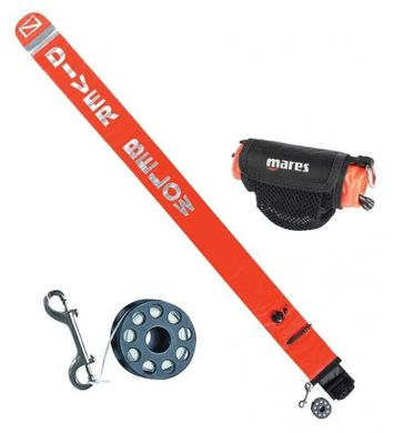Буй Mares Diver Marker All in one